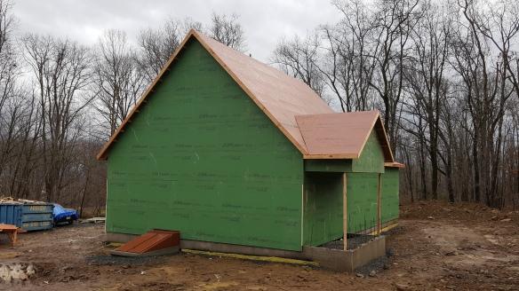 House Sheathed